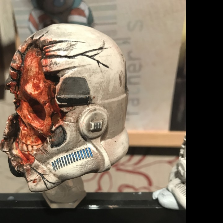 Picture of print of Star Wars Death Trooper This print has been uploaded by Mike McNeill