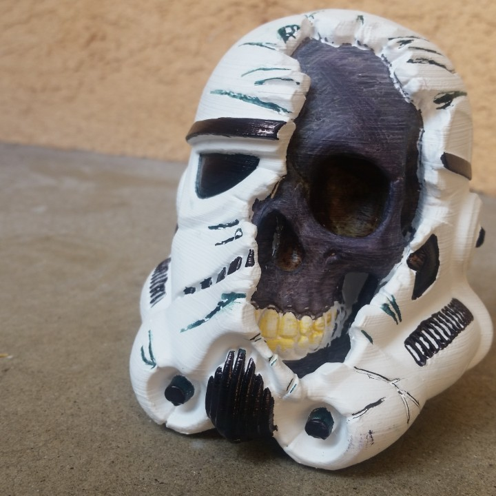 Picture of print of Star Wars Death Trooper This print has been uploaded by Adan