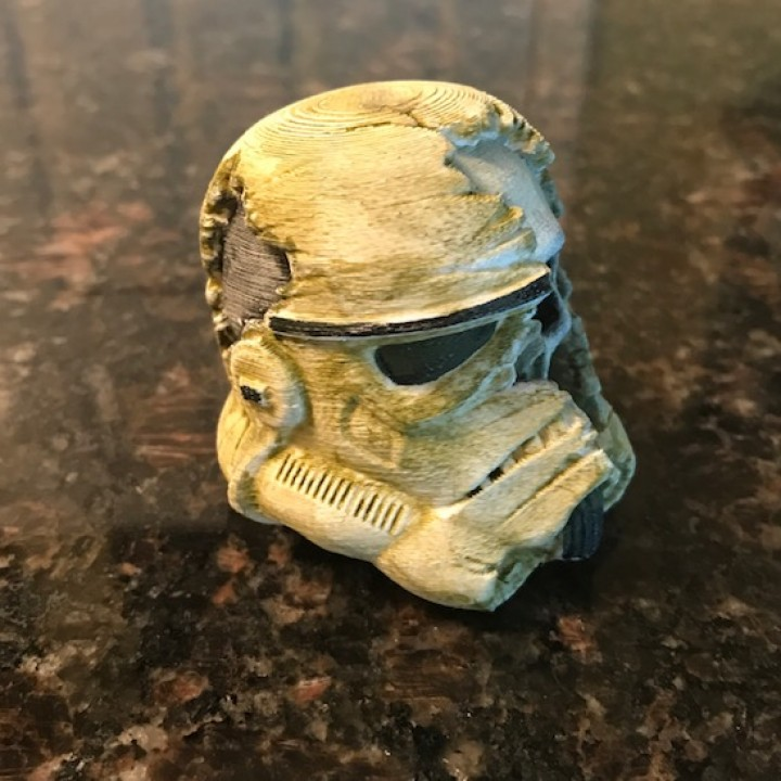 Picture of print of Star Wars Death Trooper This print has been uploaded by Chris Land