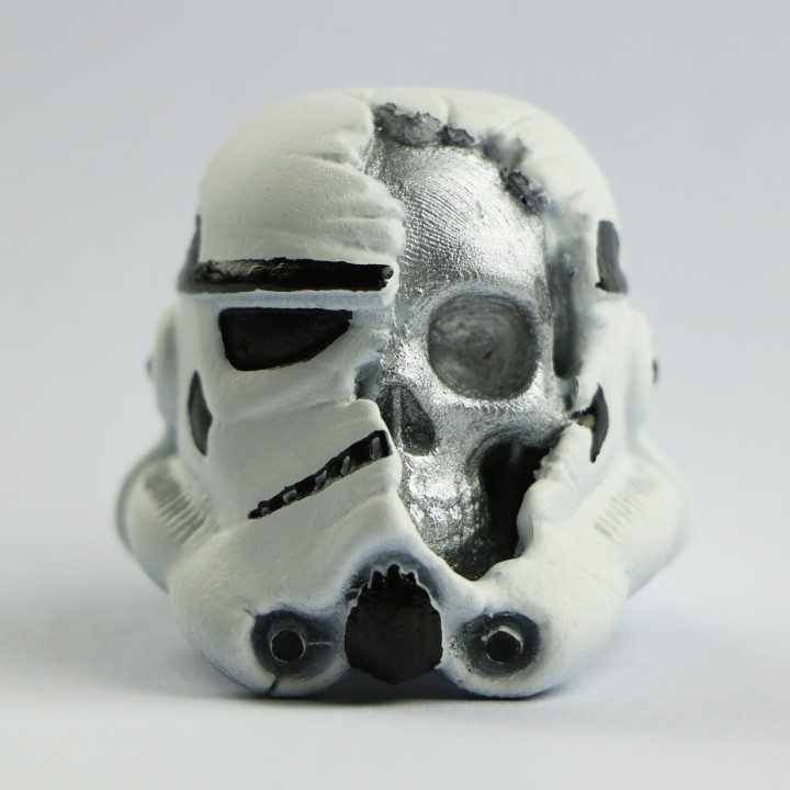 Picture of print of Star Wars Death Trooper This print has been uploaded by Clement C.