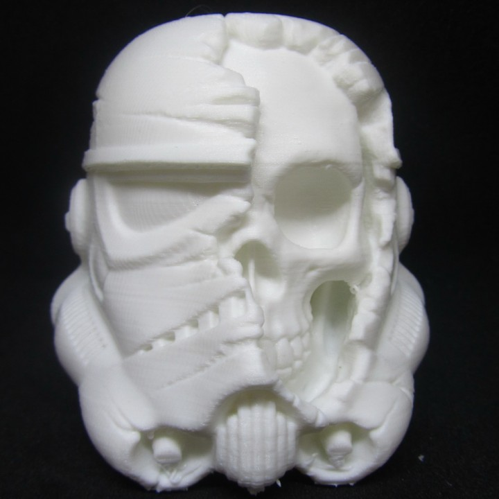 Picture of print of Star Wars Death Trooper This print has been uploaded by Paulo Ricardo Blank