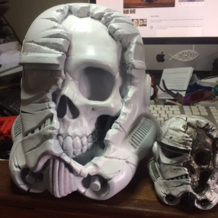 Picture of print of Star Wars Death Trooper This print has been uploaded by wayne