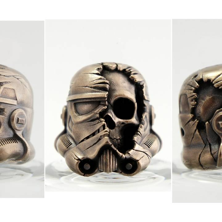 23 Super Cool Star Wars Items From The 3d Printer 3d Make 9 3