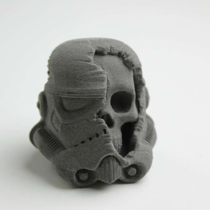 Picture of print of Star Wars Death Trooper This print has been uploaded by Sinterit
