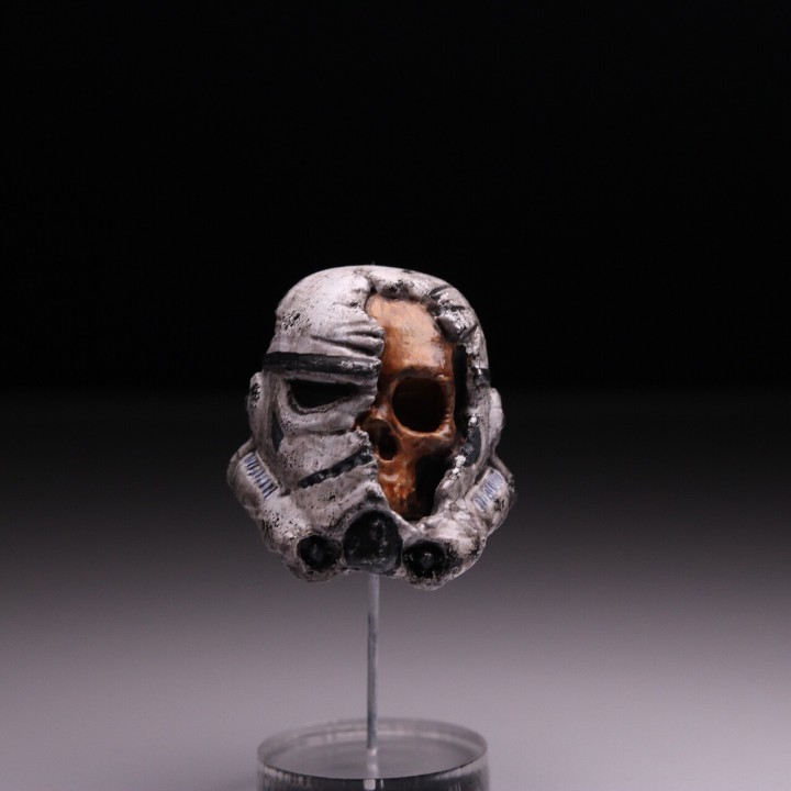 Picture of print of Star Wars Death Trooper This print has been uploaded by Marco Law