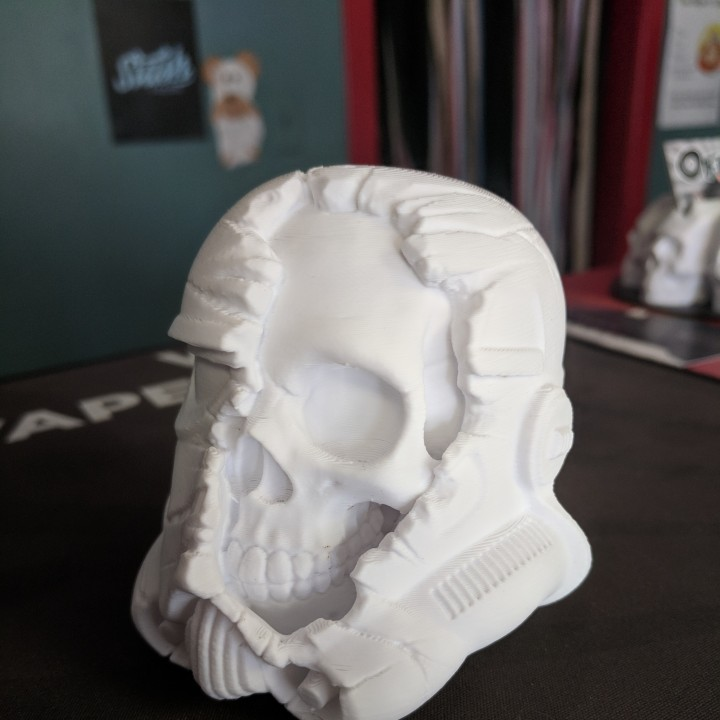 Picture of print of Star Wars Death Trooper This print has been uploaded by Dusty Hicks