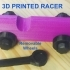 Racer with Removable Wheels image