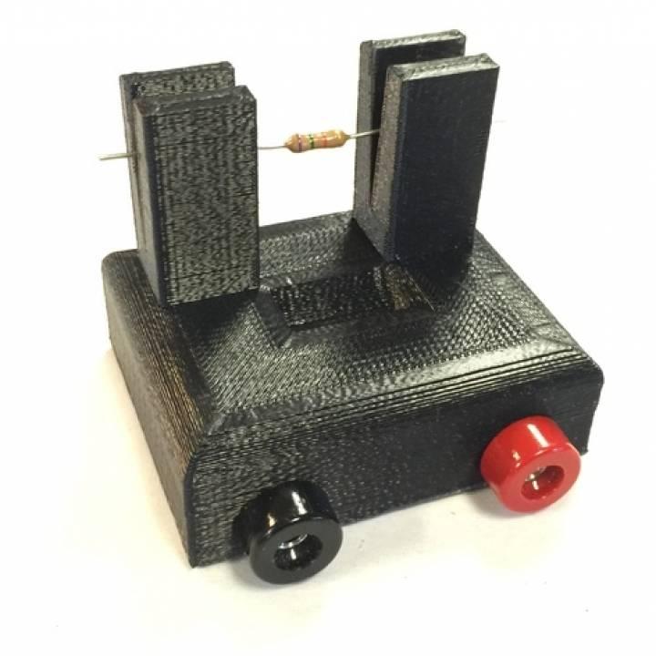 Resistor Tester Stand