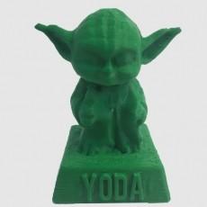 Yoda Booblehead