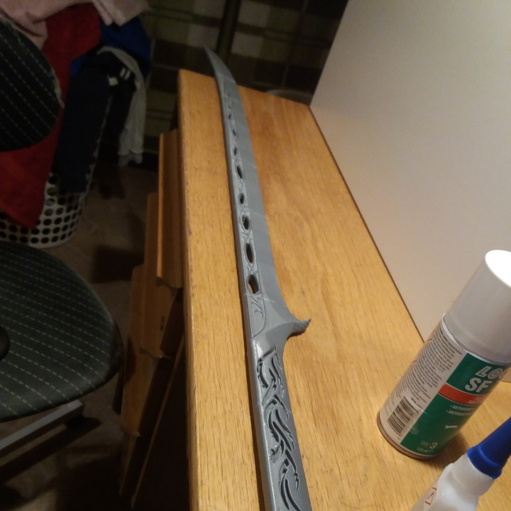 Picture of print of Thranduil Sword - The Hobbit This print has been uploaded by Karl Liljeström