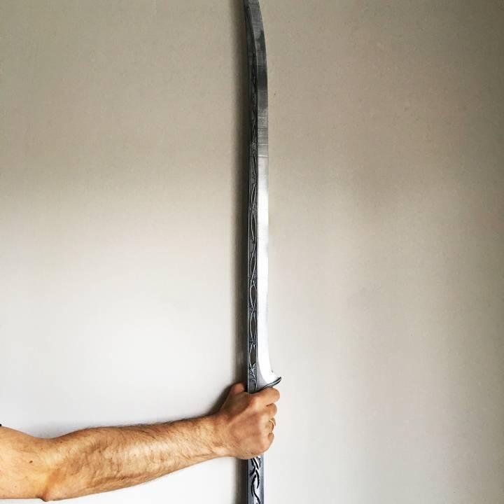 Thranduil Sword - The Hobbit