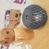 Geometric LED Tealight Holder. image