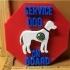Service Dog On Board image