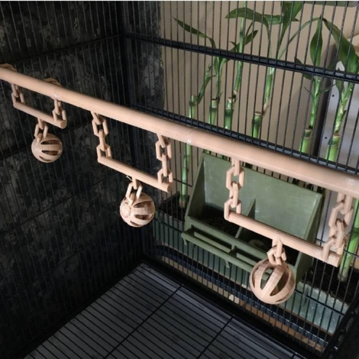 Cage Perch