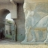 Nimrud Lamassu at the North West Palace of Ashurnasirpal image