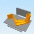 FlashForge Creator Pro 2017 Front Loading Spool Holders image