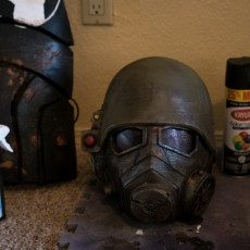 Picture of print of Fallout New Vegas - NCR Ranger Helmet