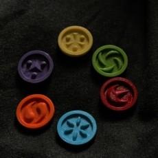 Legend of Zelda Ocarina of Time Medallions