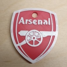 Arsenal Keychain