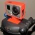 Mount GoPro on a tripod camera image