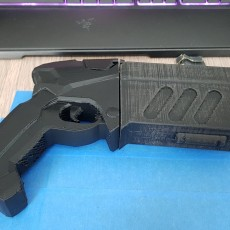 Picture of print of Soldier 76 Sidearm Gun