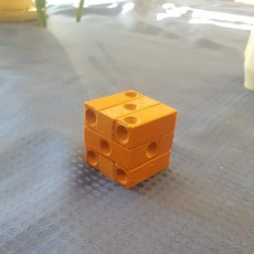 Picture of print of Die Puzzle