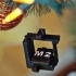 MakerGear M2 simplified toy model ornament/keychain image