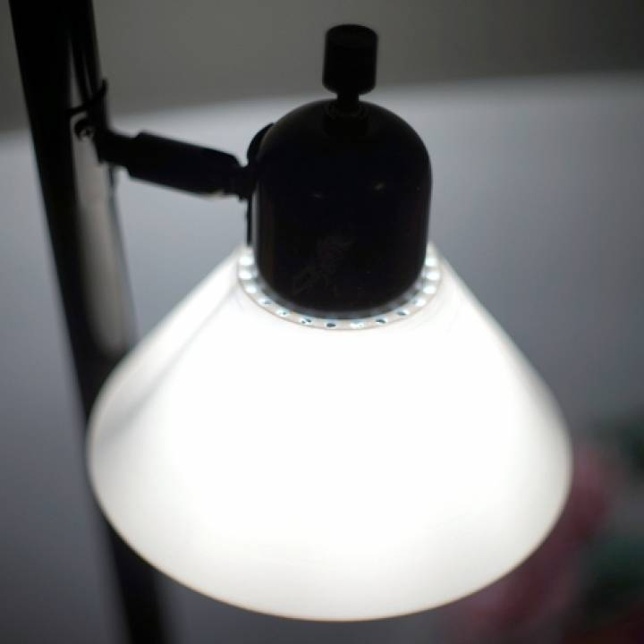 Improved Replacement for Reading Lamp Shade