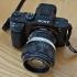 Minolta SR/MC/MD Lens To Leica M Body (Techart Pro LM-EA7) Adapter image