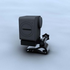 Mokacam Stand/Clip Attachment