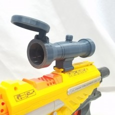 Nerf Gun Sniper Scope With C.O.D Style Reticle