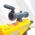 Nerf Gun Sniper Scope With C.O.D Style Reticle image