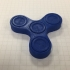 Fidget Spinner - One-Piece-Print / No Bearings Required! print image