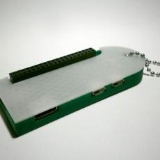 Raspberry Pi Zero Keychain Case