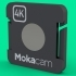 Mokastrap - A Magnetic Mokacam Universal Mount for Straps image