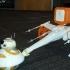Sphero BB-8 X-Wing Mokacam mount image