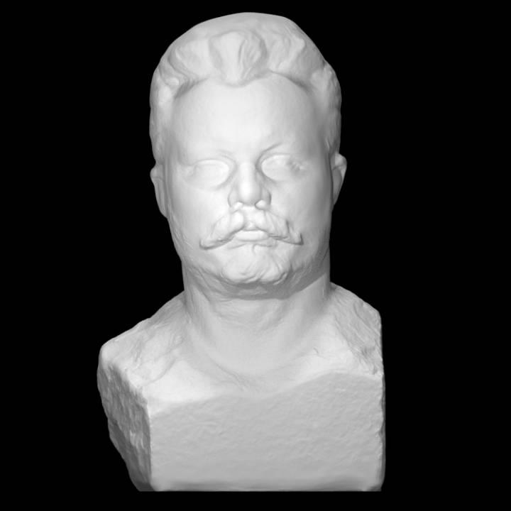 Portrait of Mikhail Frunze