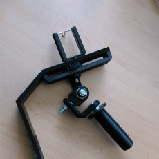 Picture of print of Steadycam 2 This print has been uploaded by Balazs Ruszty