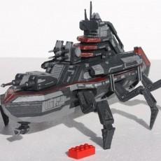 Cybran T2 Destroyer - Salem Class
