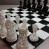 Chess Set Wireframe image