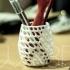 Smooth Voronoi Penholder image