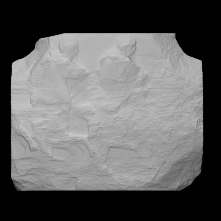 Parthenon Frieze _ South XV, 40-41-42