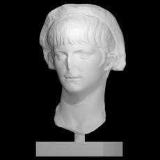 Portrait of Nero