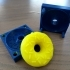 Donut mould for Play-Doh image
