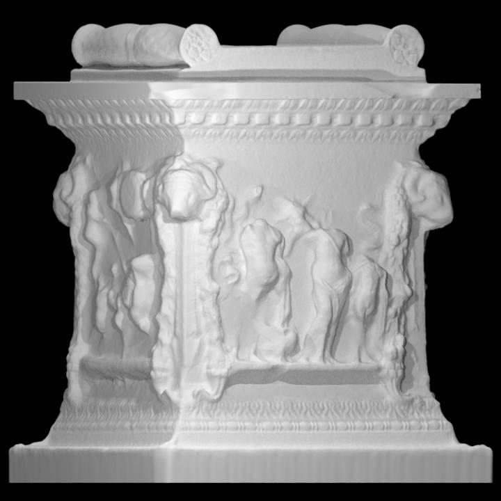 Altar dedicated to Mars and Venus