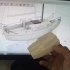 Sailboat Scale Model Esc: 1:43, based on Westerly Tiger 25 image