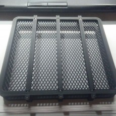 Picture of print of 1:10 Roof Rack - Wire Mesh