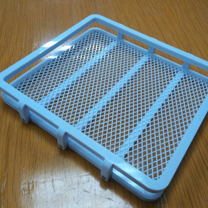 1:10 Roof Rack - Wire Mesh