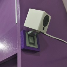 Picture of print of Xiaomi XiaoFang camera holder.