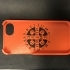 Iphone 5 Case Saint Benedict Cross image